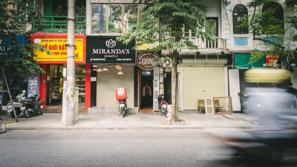 Egg Coffee Hanoi Cafe Giang 18