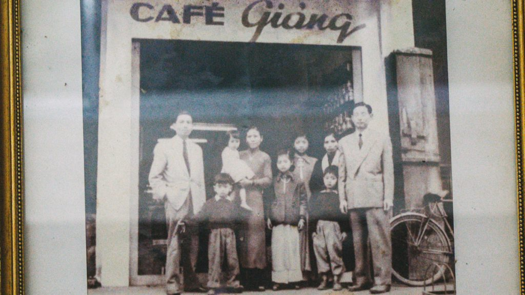 Egg Coffee Hanoi Cafe Giang 10