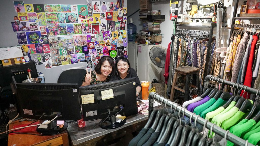 Hanoi Thrift Shop Stores 17