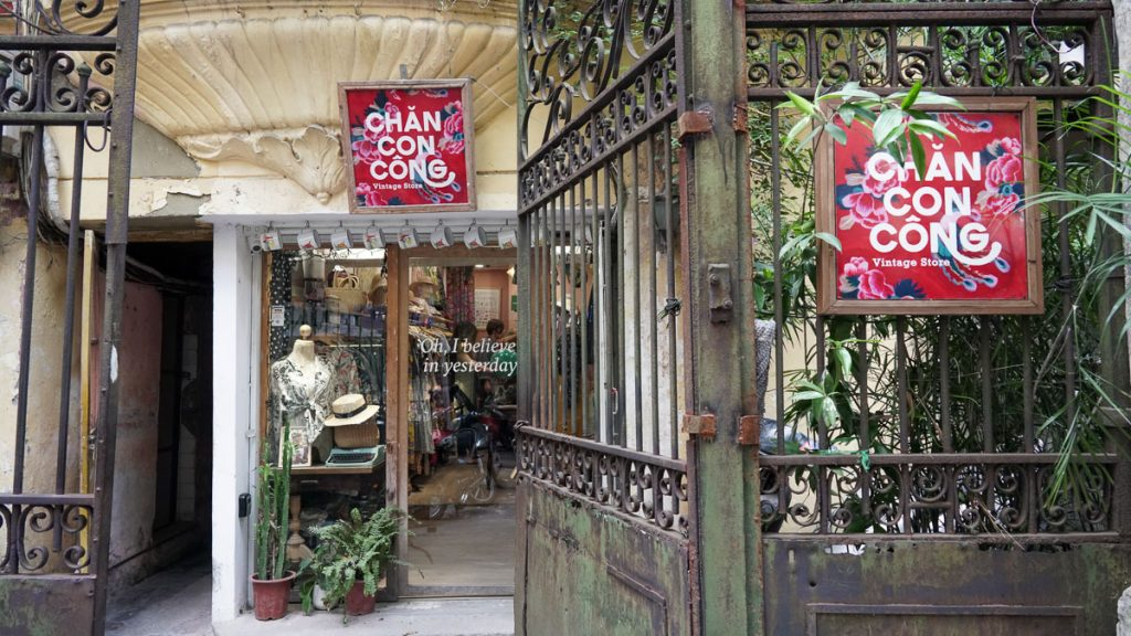 Hanoi Thrift Shop Stores 1