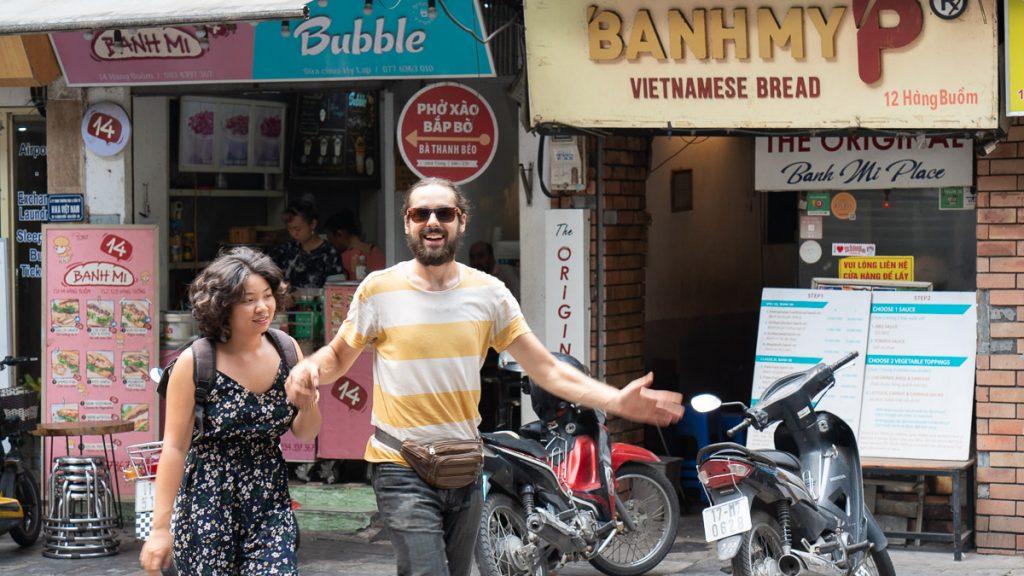 Hanoi Yogurt Banh Mi 3