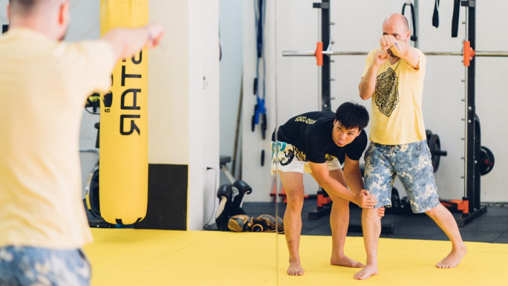 Hanoi Srar Kickboxing Fitness Gym 13