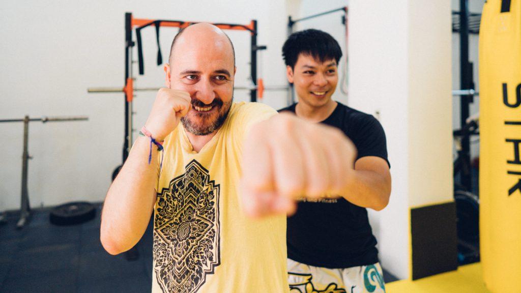 Hanoi Srar Kickboxing Fitness Gym 12