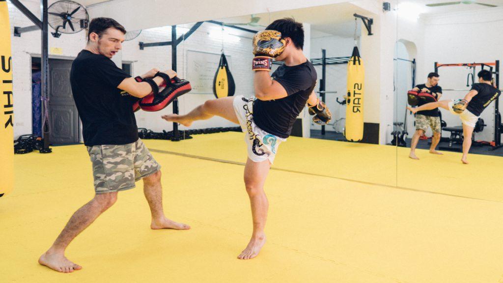 Hanoi Srar Kickboxing Fitness Gym 11