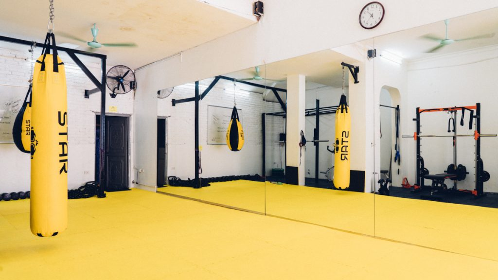 Hanoi Srar Kickboxing Fitness Gym 7
