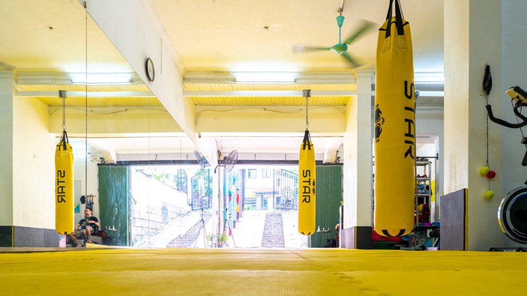 Hanoi Srar Kickboxing Fitness Gym 6