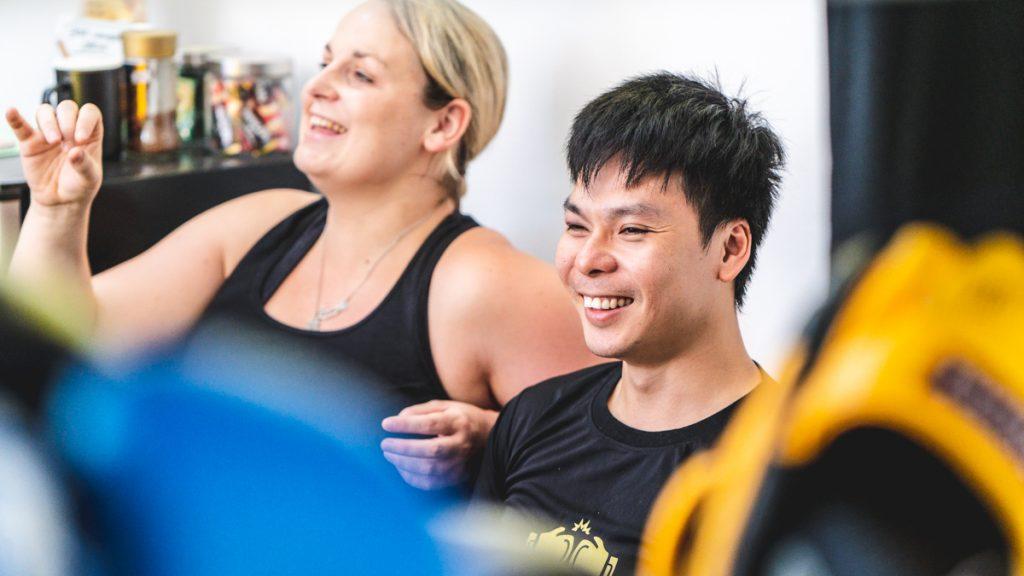 Hanoi Srar Kickboxing Fitness Gym 1