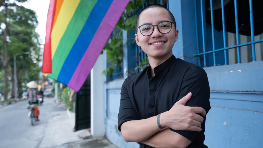 Chu Thanh Ha Being Gay In Vietnam