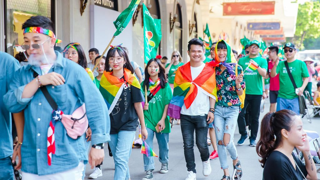 Hanoi Pride Gay Vietnam 2019