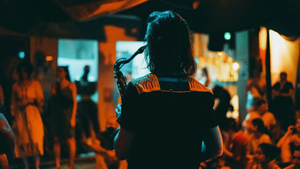 Gratoners Hanoi Reggae Funk Music 16