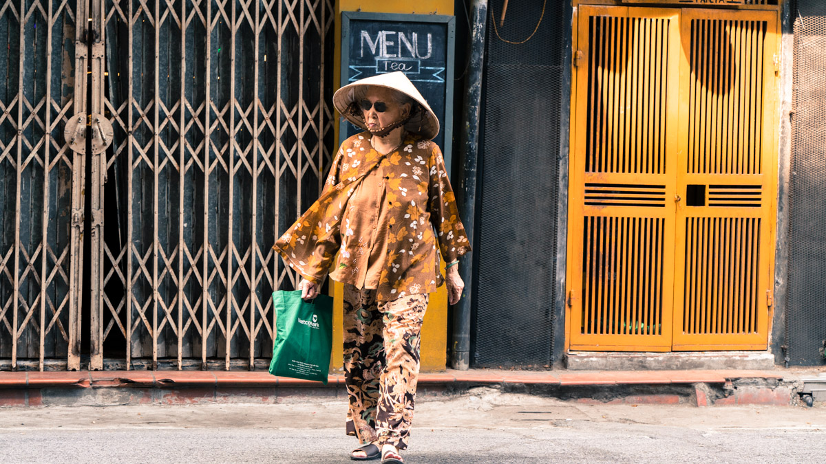 Hanoi People 34