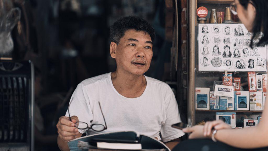 Hanoi Wooden Stamp Maker 15