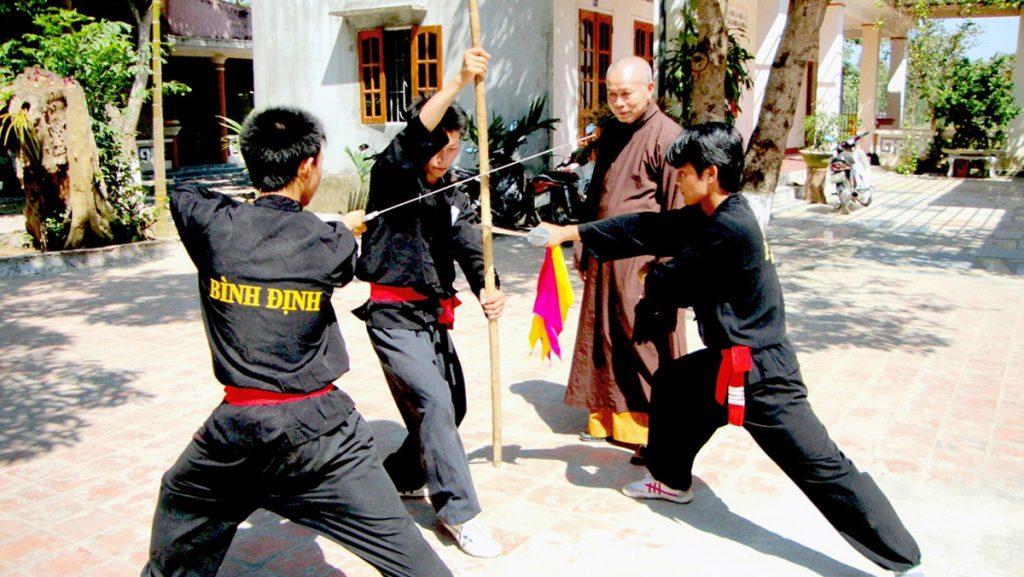 Binh Dinh Vothuat Martial Art