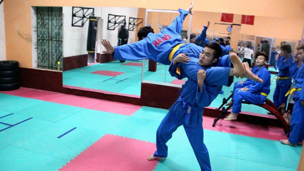 Martial Art Vovinam