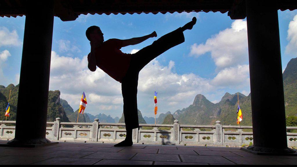 Vietnam Martial Art Seven Mountains