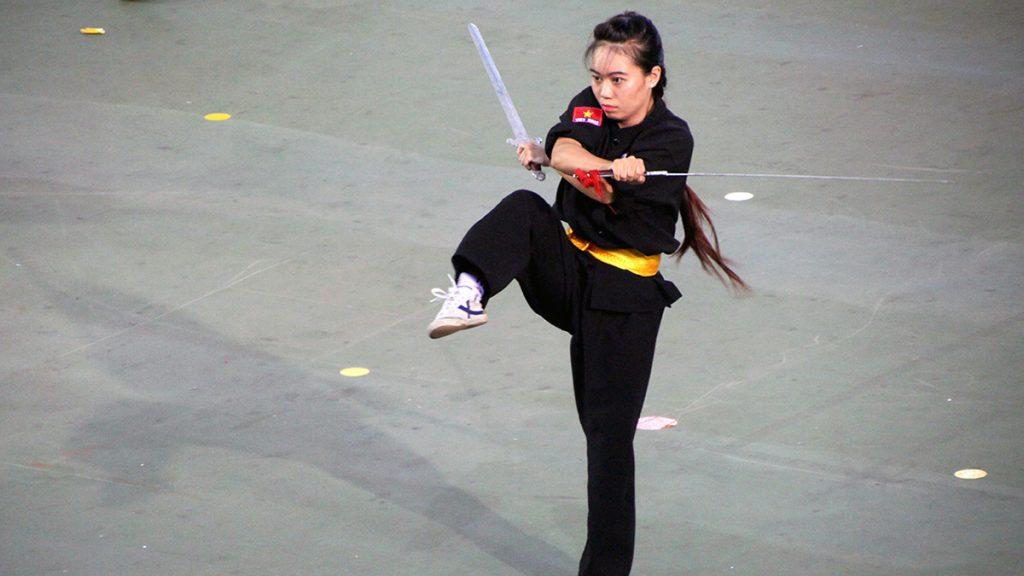 Binh Dinh Martial VIetnam