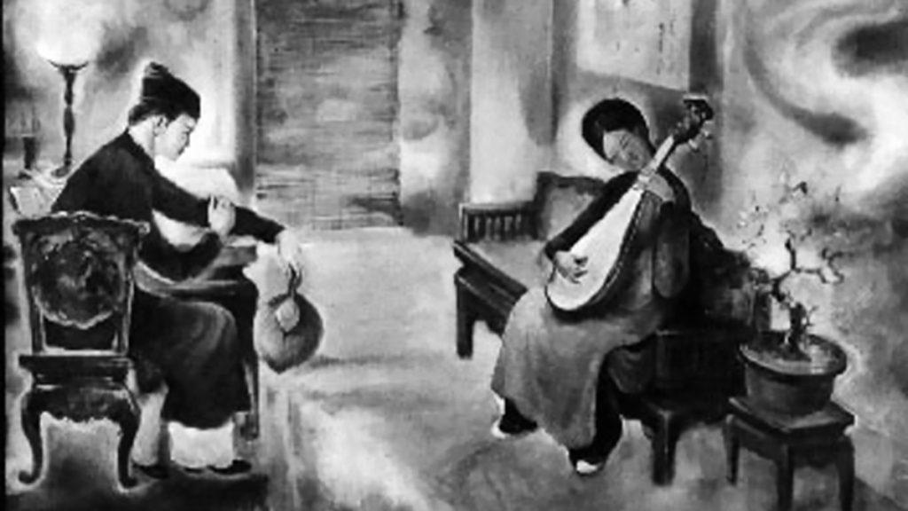 Nguyen Du Ho Xuan Huong Cau Chuyen Tinh Chua Ke 1