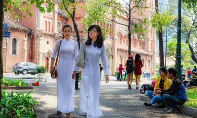 Vietnam Long Coat Page The Tradition