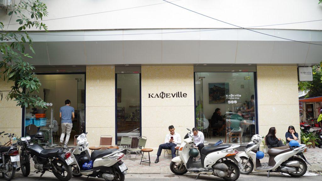 Kafeville 23 Pho Yen Ninh Hanoi 2