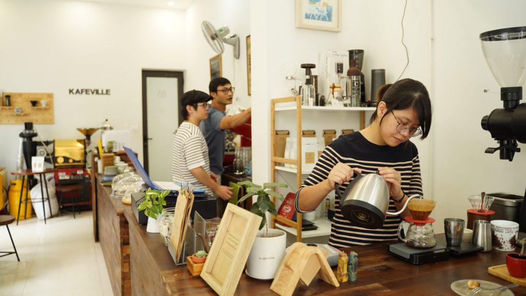 Kafeville 23 Pho Yen Ninh Hanoi 4