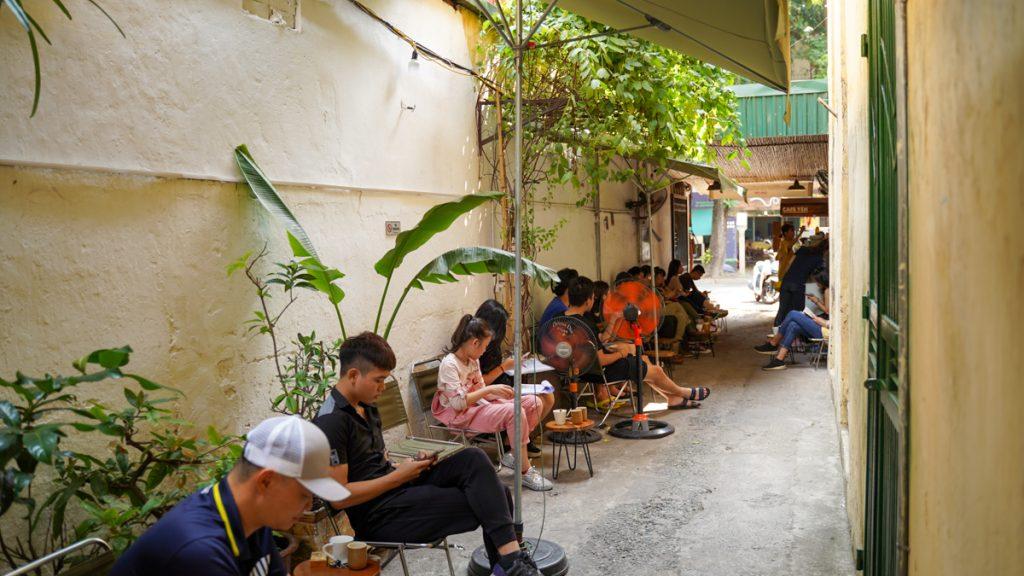 Café Yen 184 Quan Thanh Ba Dinh Hanoi 1