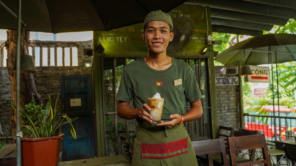 Café Cong Ca Phe Hanoi 5