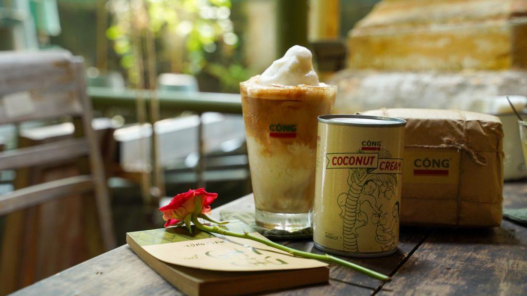 Café Cong Ca Phe Hanoi 4