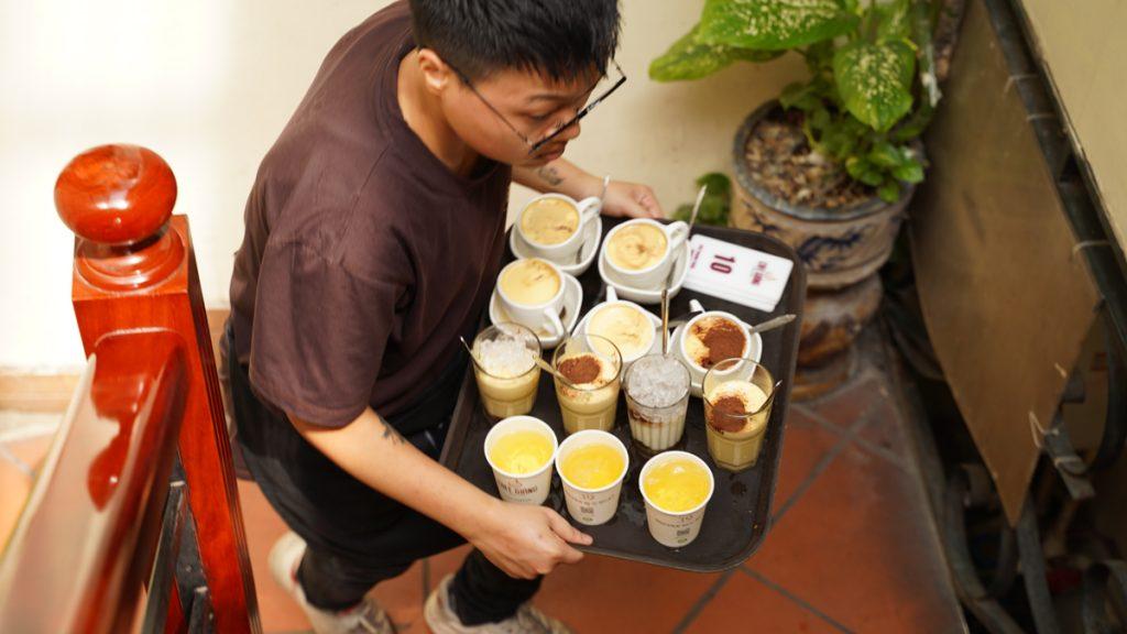 Café Giang 39 Nguyen Huu Huan, Hoan Kiem1