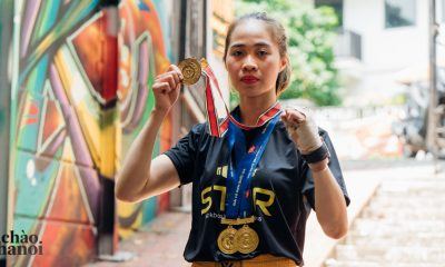 Kickboxing Champion Vietnam Box 13