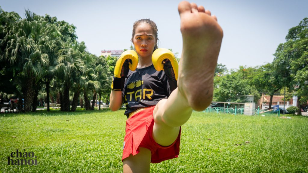 Kickboxing Champion Vietnam Box 9