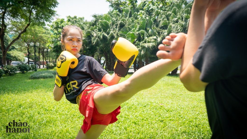 Kickboxing Champion Vietnam Box 7