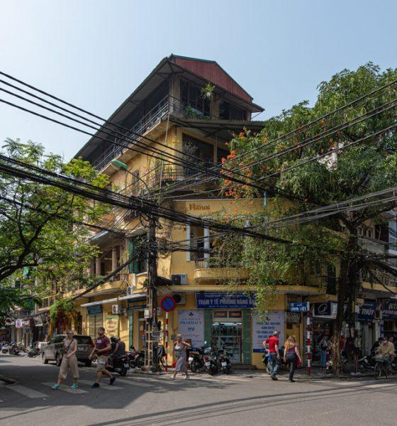 Hanoi Architecture Main