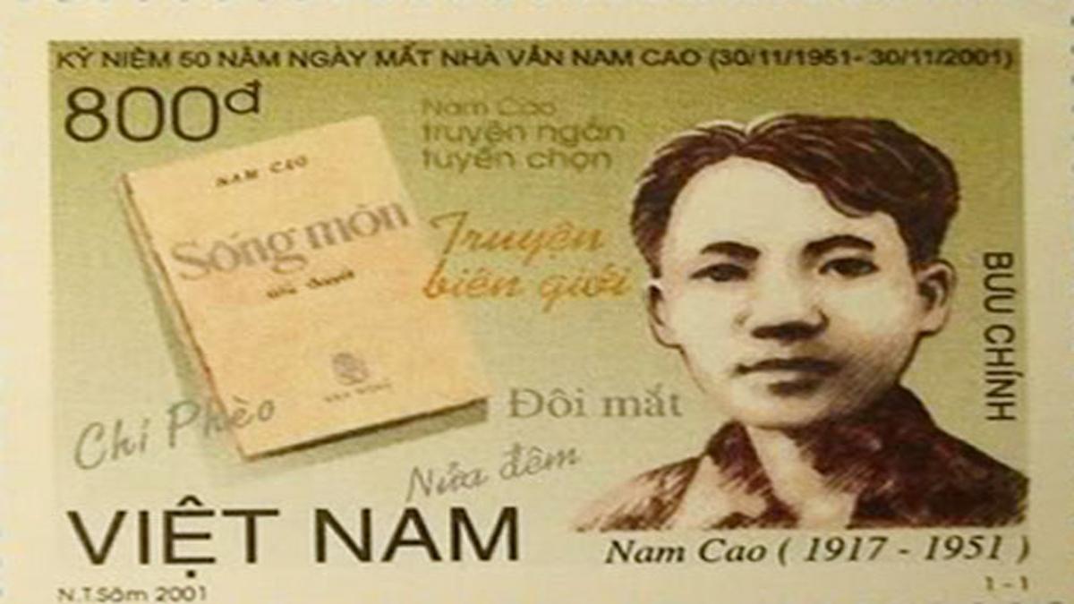 Writer Nam Cao 2