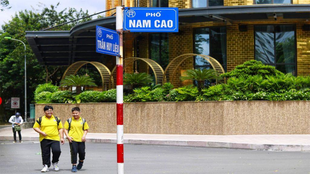 Nam Cao Street 2