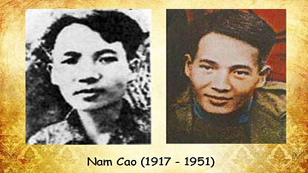 Writer Nam Cao