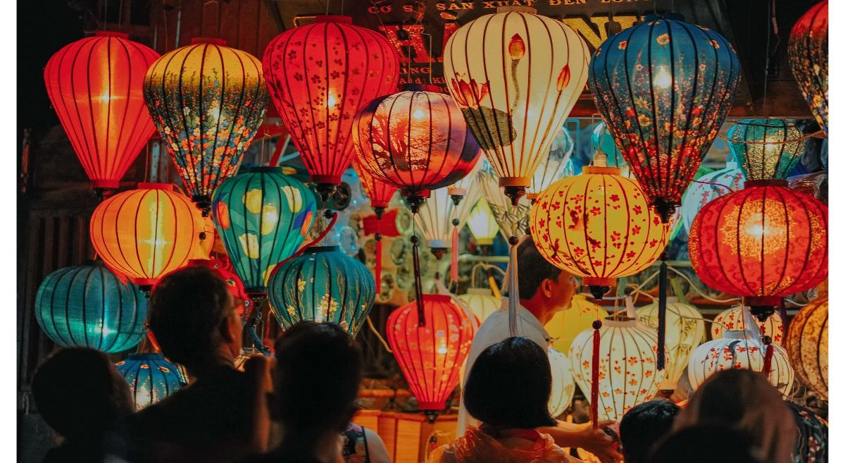 Lighting Lantern Public Space Mid Autumn Festival Market Holiday 1510689 Pxhere.com