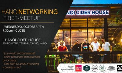 Hanoi Networking Event