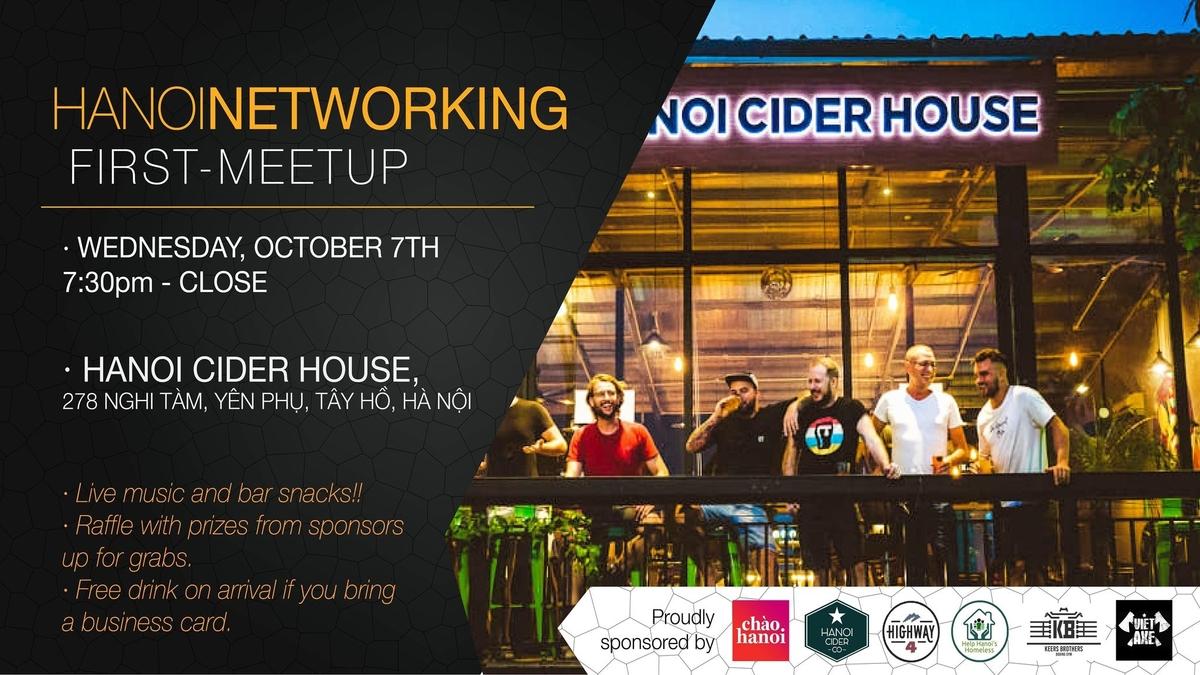 Hanoi Networking Event