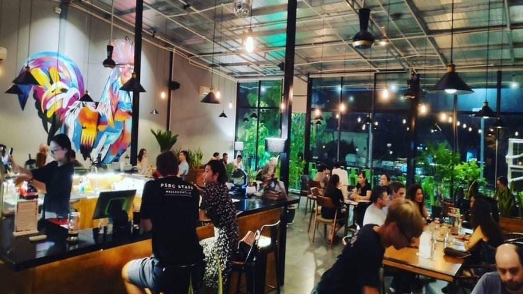 Hanoi Cider House In Story