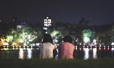 Couple At Night