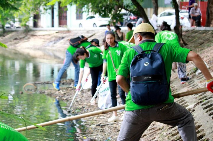 Keep Hanoi Clean Riverside