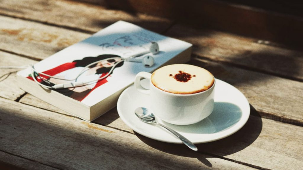 Coffee And Vietnamese Book