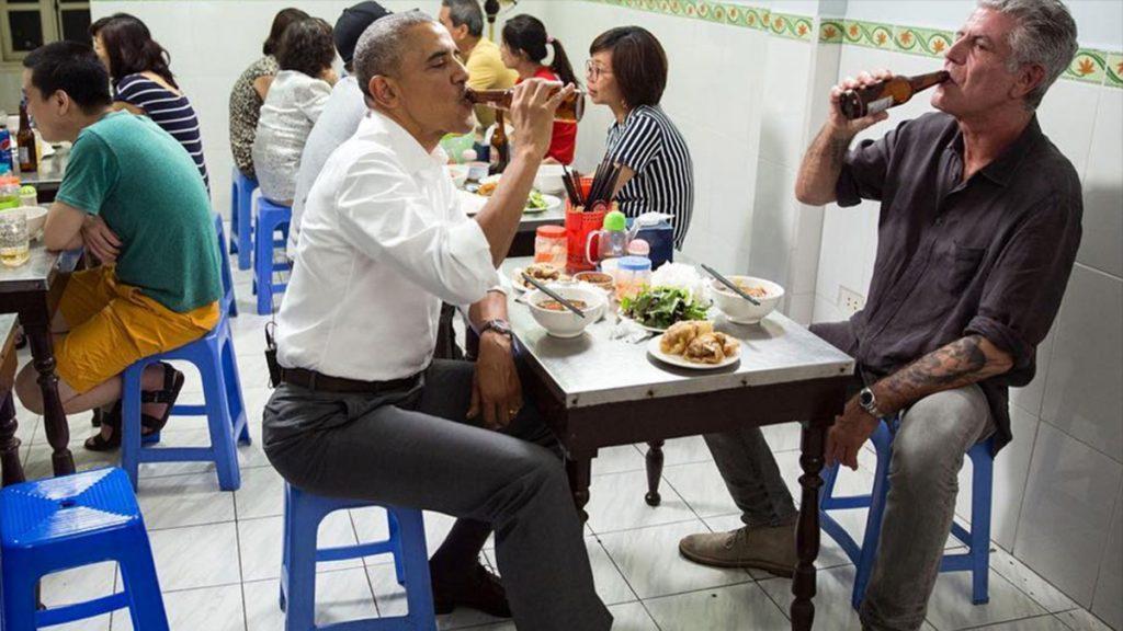 Obama Buncha Hanoi