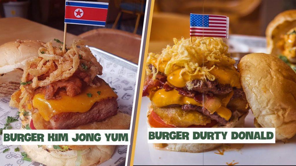 The Durty Donal Kim Trump