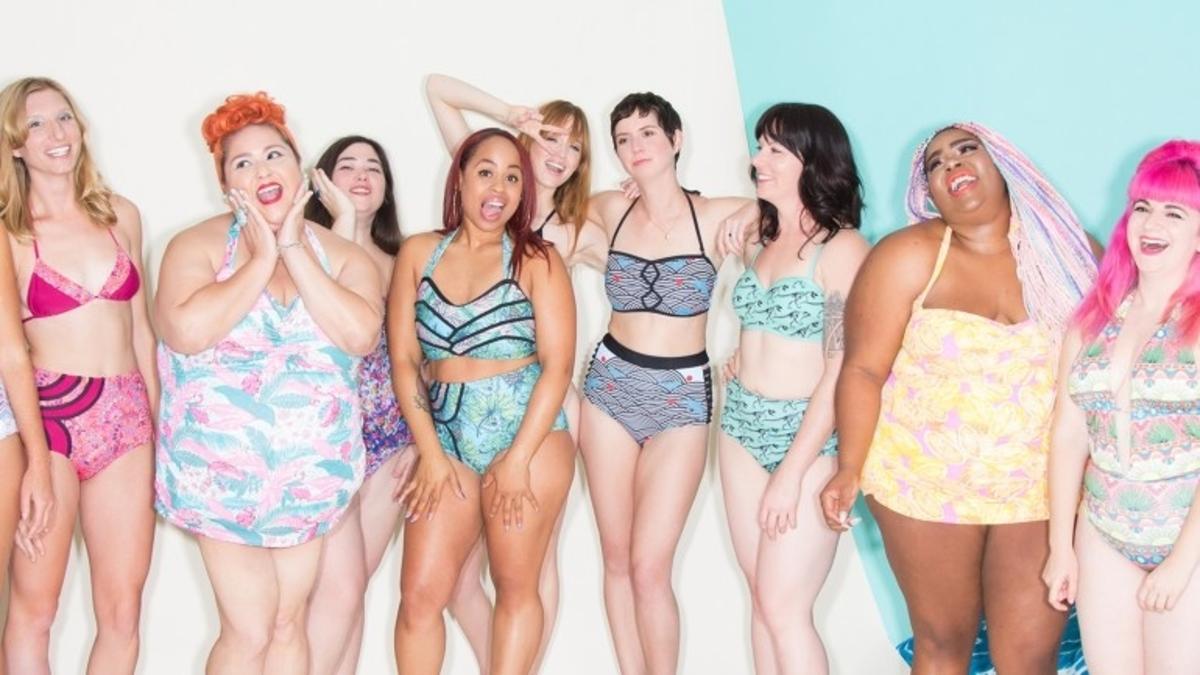 ModCloth Swim Campaign