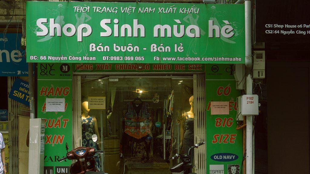 SINH2 THU