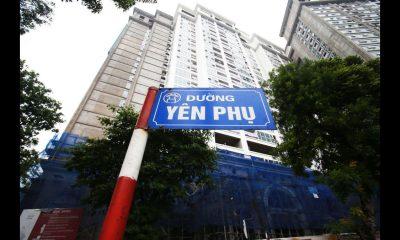 Yên Phụ Street