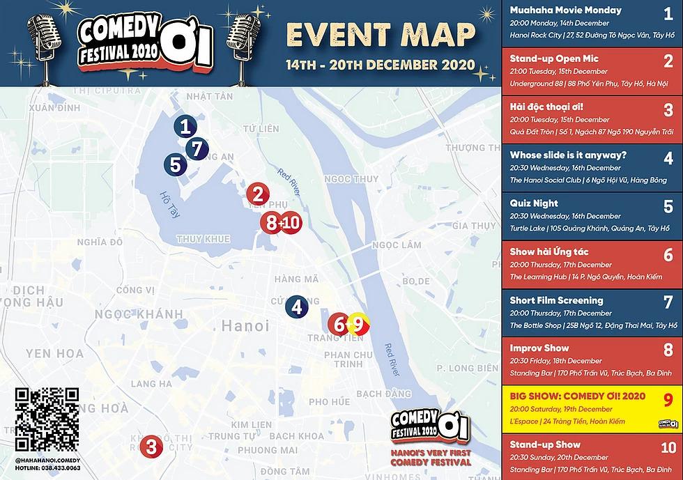ĐÃ SỬA Comedy Ơi Map