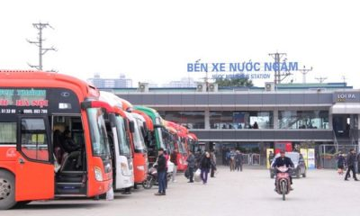 Bus Station (Image Courtesy Of VTV)