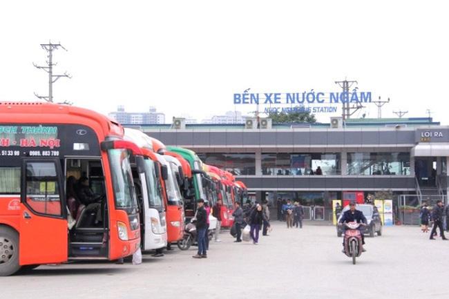Bus Station (Image Courtesy Of VTV)